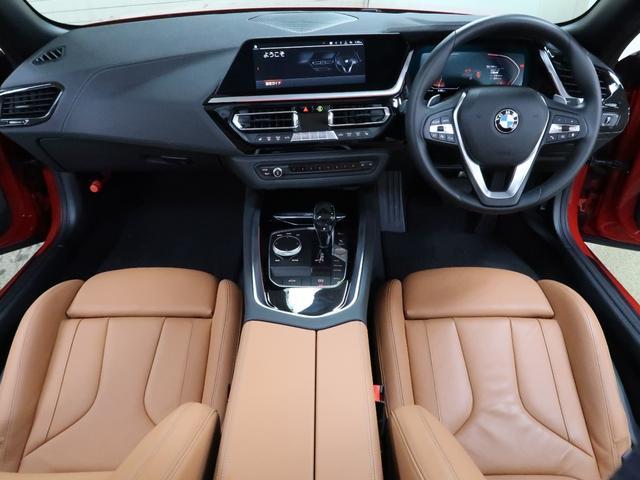 sDrive20i スポーツ BMW認定中古車 2年保証 茶革 18インチAW(9枚目)