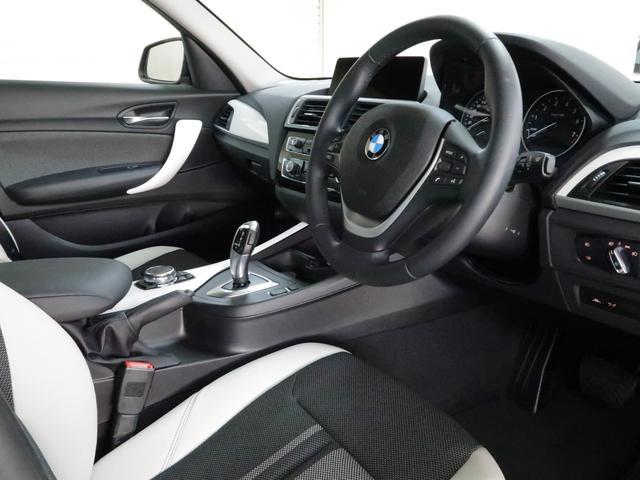 118i スタイル パーキングサポートパッケージ BMW認定中古車 1年保証 バックカメラ リヤPDC 16AW(3枚目)