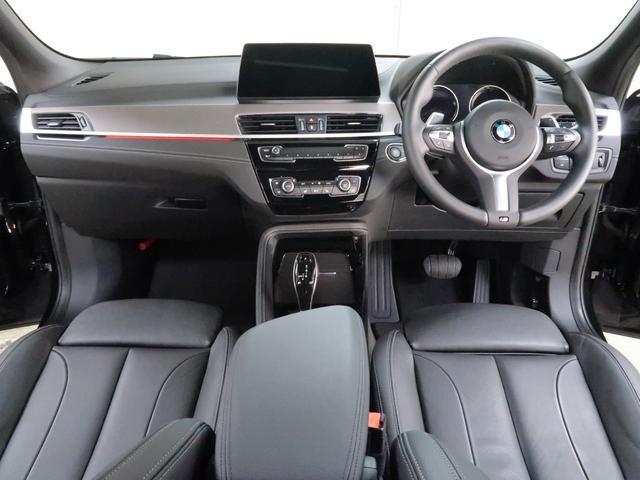 xDrive 20i MスポーツX ハイラインパック 電動パノラマサンルーフ 黒革 フロント電動シート アクティブクルーズ セレクトパッケージ アドバンスドアクティブセーフティーパッケージ ワイヤレスチャージング 20AW(6枚目)