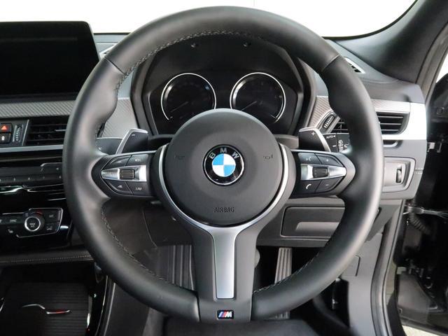 xDrive 20i MスポーツX ハイラインパック 電動パノラマサンルーフ 黒革 フロント電動シート アクティブクルーズ セレクトパッケージ アドバンスドアクティブセーフティーパッケージ ワイヤレスチャージング 20AW(9枚目)