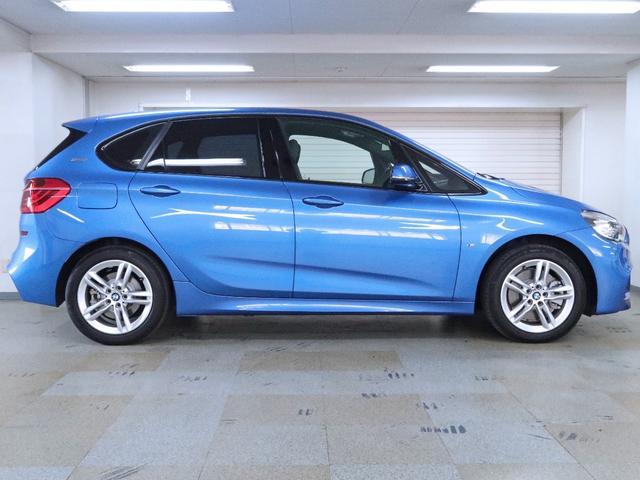 225xeアクティブツアラー Mスポーツ BMW認定中古車 アドバンスドアクティブセーフティパッケージ アクティブクルーズ ヘッドアップディスプレイ 黒革 17インチAW(5枚目)