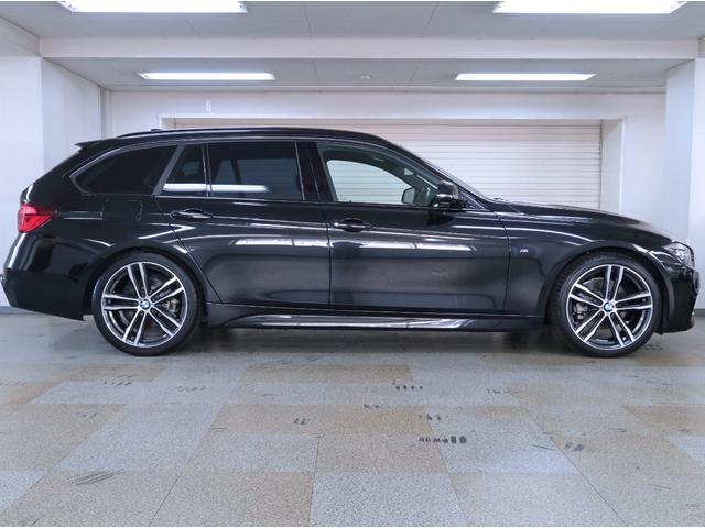 320dツーリング Mスポーツ エディションシャドー BMW認定中古車 1年保証 マルチディスプレイメーター ブラックグリル 黒革 19インチAW(5枚目)