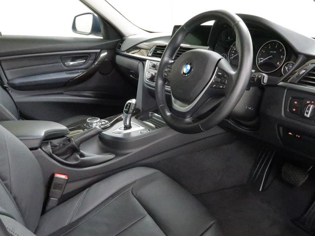 320d ラグジュアリー BMW認定中古車 1年保証 ストレージパッケージ 黒革 17インチAW(3枚目)