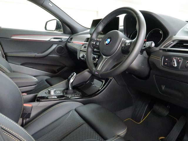 xDrive 18d MスポーツX コンフォートパーキング Fシートヒーター アドバンスドアクティブセーフティーパッケージ ヘッドアップディスプレイ アクティブクルーズ 19AW(3枚目)