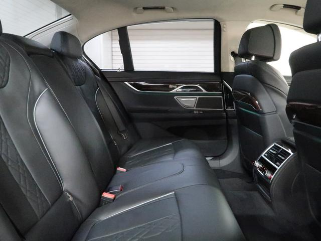 740i エクセレンス BMW認定中古車 1年保証 エクセレンス 黒革 20インチAW(7枚目)