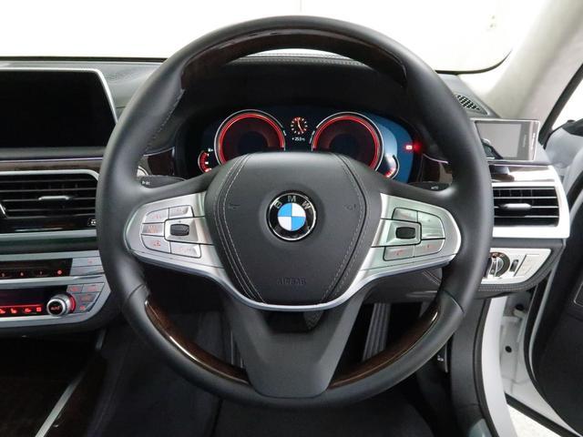 740i エクセレンス BMW認定中古車 1年保証 エクセレンス 黒革 20インチAW(9枚目)