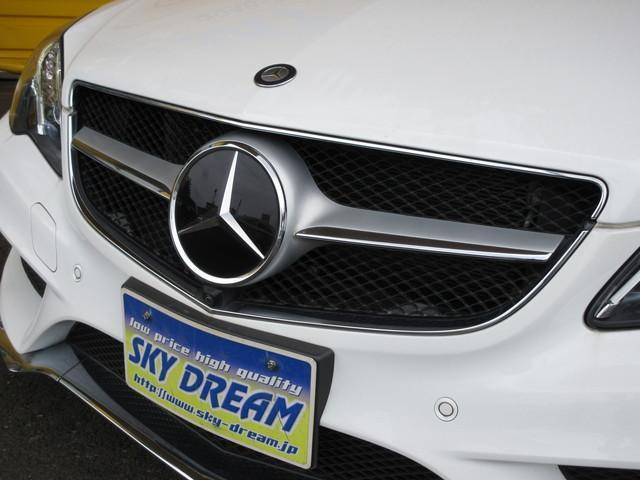 E250クーペ AMGスポーツPKG ナビ地デジ RSP(7枚目)