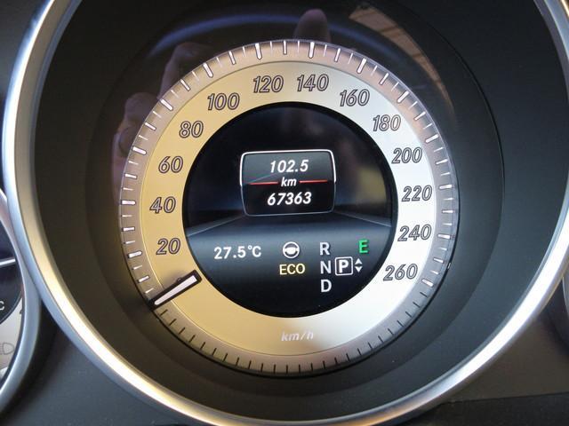 E250クーペ AMGスポーツPKG ナビ地デジ RSP(15枚目)