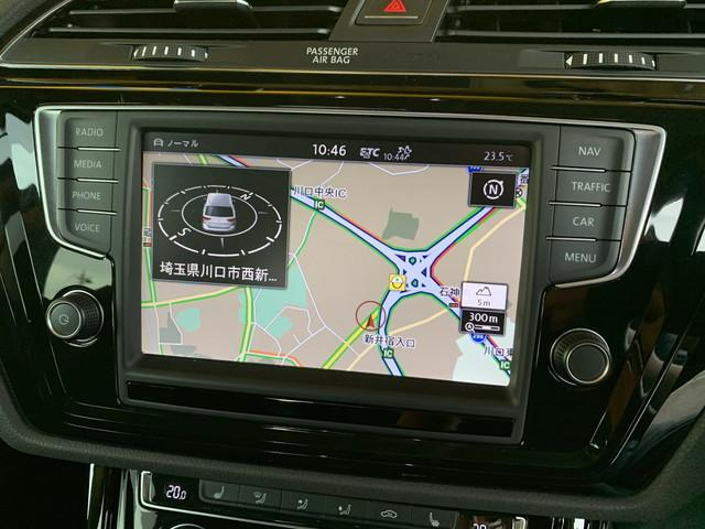 TSI ハイライン スマートキー アダプティブクルーズコントロール プリクラッシュブレーキ ナビ地デジ バックカメラ アルカンターラコンビシート シートヒーター LEDライト パドルシフト ETC Iストップ(11枚目)