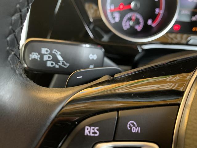 TSI ハイライン スマートキー アダプティブクルーズコントロール プリクラッシュブレーキ ナビ地デジ バックカメラ アルカンターラコンビシート シートヒーター LEDライト パドルシフト ETC Iストップ(37枚目)