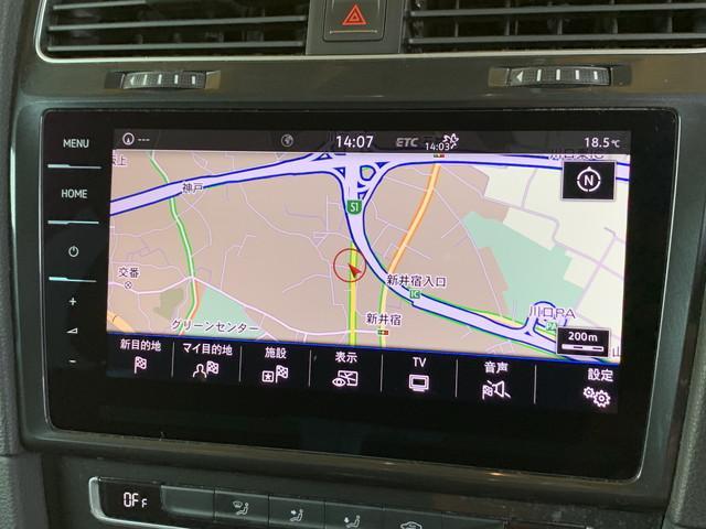 TSI コンフォートライン 後期型ディスカバープロ ナビ地デジ バックカメラ アップルカープレイ アンドロイドオート パドルシフト LEDヘッドライト アダプティブクルーズコントロール プリクラッシュ スマートキー(9枚目)