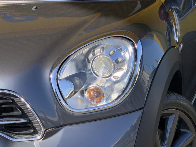 クーパーSD クロスオーバー パークレーン 特別仕様車 ビジュアルブースト 純正ナビ地デジ 純正18インチアルミ キセノンライト パドルシフト ハーフレザーシート シートヒーター スポーツモード オートクルーズコントロール Bluetooth(10枚目)