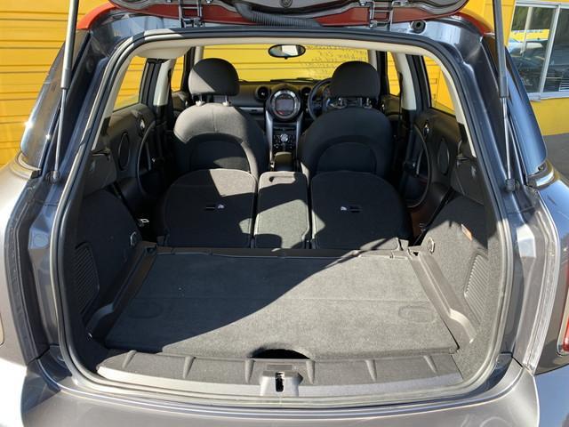 クーパーSD クロスオーバー パークレーン 特別仕様車 ビジュアルブースト 純正ナビ地デジ 純正18インチアルミ キセノンライト パドルシフト ハーフレザーシート シートヒーター スポーツモード オートクルーズコントロール Bluetooth(17枚目)