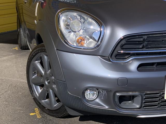 クーパーSD クロスオーバー パークレーン 特別仕様車 ビジュアルブースト 純正ナビ地デジ 純正18インチアルミ キセノンライト パドルシフト ハーフレザーシート シートヒーター スポーツモード オートクルーズコントロール Bluetooth(26枚目)