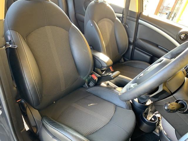 クーパーSD クロスオーバー パークレーン 特別仕様車 ビジュアルブースト 純正ナビ地デジ 純正18インチアルミ キセノンライト パドルシフト ハーフレザーシート シートヒーター スポーツモード オートクルーズコントロール Bluetooth(45枚目)
