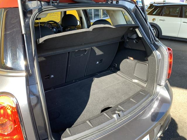 クーパーSD クロスオーバー パークレーン 特別仕様車 ビジュアルブースト 純正ナビ地デジ 純正18インチアルミ キセノンライト パドルシフト ハーフレザーシート シートヒーター スポーツモード オートクルーズコントロール Bluetooth(56枚目)