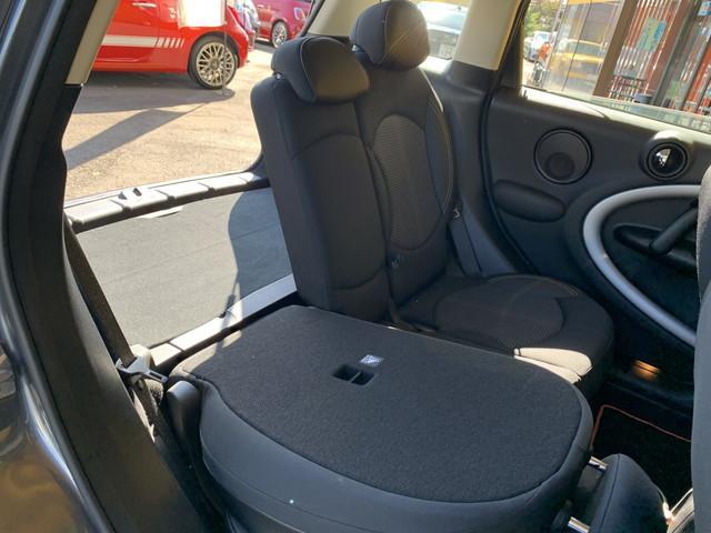 クーパーSD クロスオーバー パークレーン 特別仕様車 ビジュアルブースト 純正ナビ地デジ 純正18インチアルミ キセノンライト パドルシフト ハーフレザーシート シートヒーター スポーツモード オートクルーズコントロール Bluetooth(57枚目)