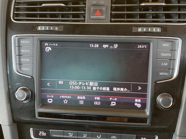 ★フォルクスワーゲン ゴルフ VII GTI DCCパッケージ 2.0L 入庫です!●プリクラッシュセーフティシステム●アダプティブクルーズコントロール●アダプティブシャシーコントロール●スマートキー