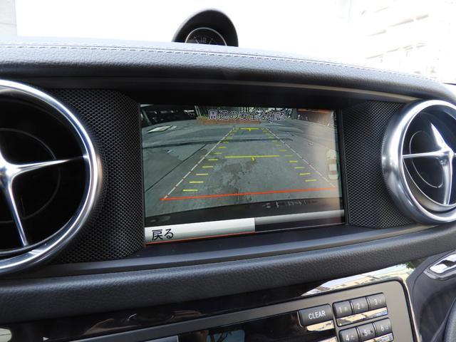 メルセデス・ベンツ M・ベンツ SL63AMG ツインターボ 正規D車 黒革 RSP 1オナ