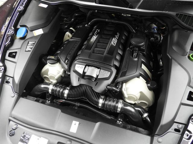 ティプトロニック 8速AT イモビライザーエレクトロニックキー レインセンサー 右ハンドル ポルシェ正規ディーラー車
