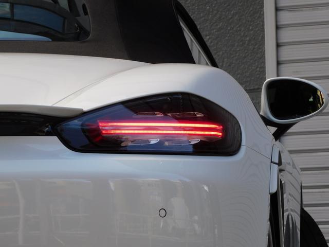 「ポルシェ」「718ボクスター」「オープンカー」「東京都」の中古車7