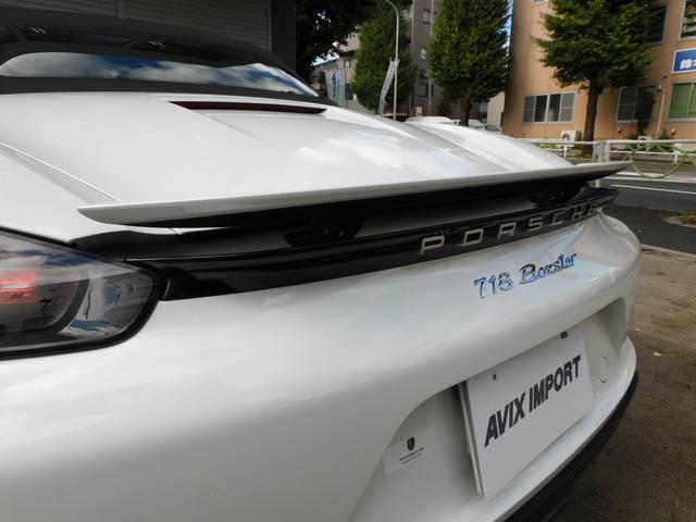 「ポルシェ」「718ボクスター」「オープンカー」「東京都」の中古車42