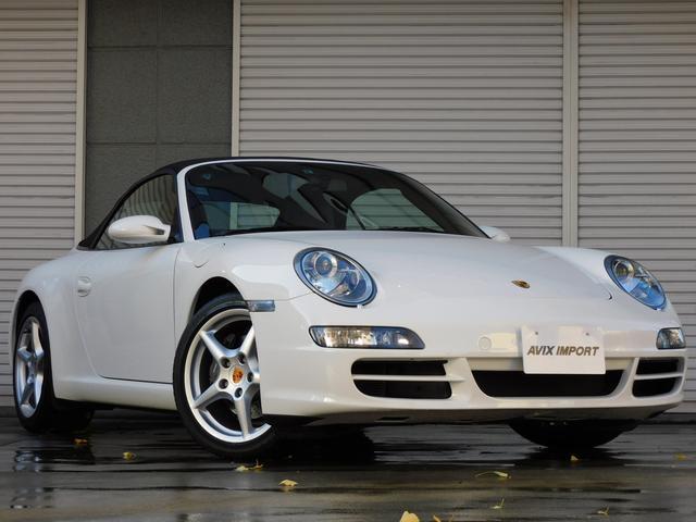 「ポルシェ」「911」「オープンカー」「東京都」の中古車3
