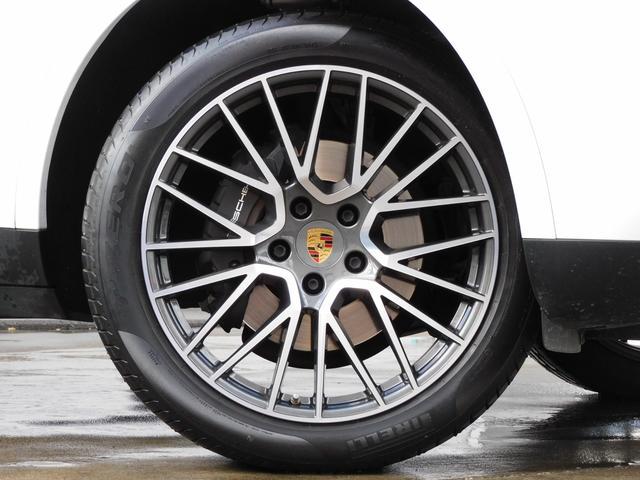 現行型 V6ツインターボ 正規D車 スポーツクロノPKG ベージュ革 シートヒーター PCMナビ(12.3インチ) サラウンドビュー&PAS ACC&LCA&LKA LEDヘッドライト エントリーD 純正21AW 禁煙 1オーナー 新車保証継承可(6枚目)