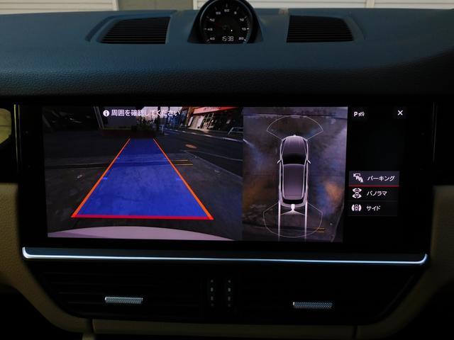 現行型 V6ツインターボ 正規D車 スポーツクロノPKG ベージュ革 シートヒーター PCMナビ(12.3インチ) サラウンドビュー&PAS ACC&LCA&LKA LEDヘッドライト エントリーD 純正21AW 禁煙 1オーナー 新車保証継承可(12枚目)