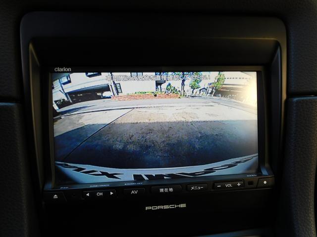 (Type981) S 3.4 左H 正規D車 7速PDK スポーツクロノPKG 黒半革 シートヒーター 純正ナビ地デジBカメラ バイキセノンHL(PDLS付) PASM 赤キャリパー 純正19インチAW 電格ミラー 禁煙車(11枚目)