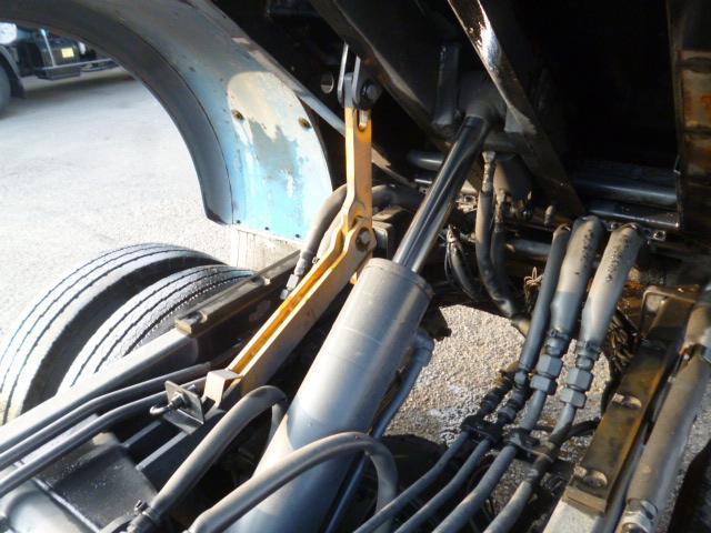 4.8立米巻込みパッカー車、ダンプ式排出、1.95t(11枚目)
