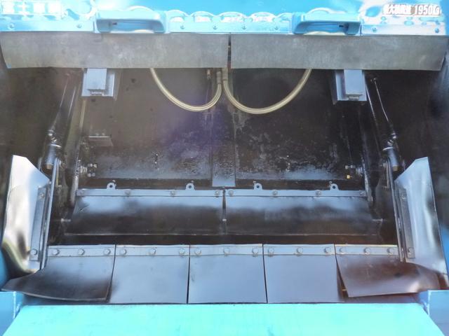 4.8立米巻込みパッカー車、ダンプ式排出、1.95t(13枚目)