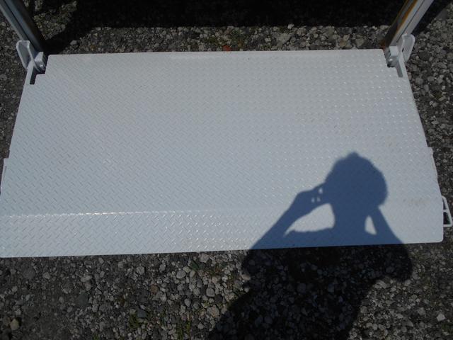三菱ふそう キャンター 2t新明和製垂直PG 600kg型 ワンオーナー新明和製