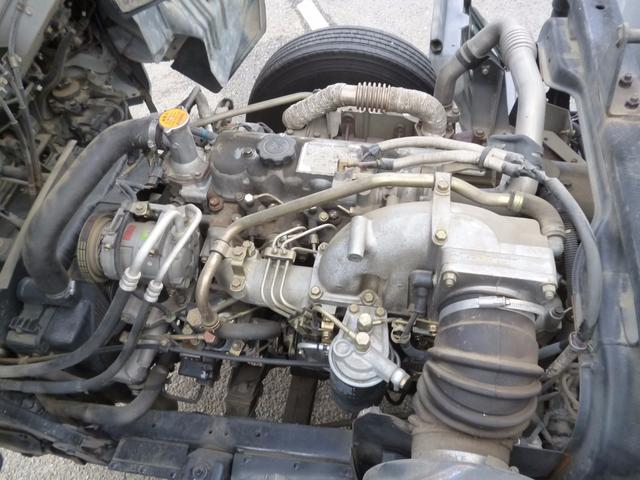 日産ディーゼル コンドル アルミバンロング6.9Lディーゼル6MT上物・日本トレクス製