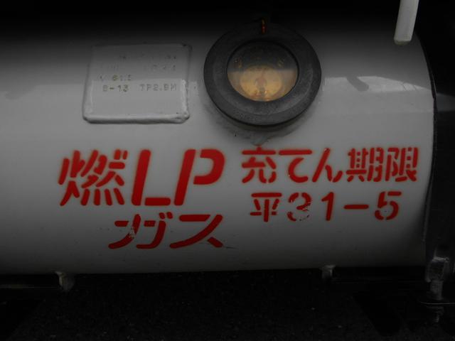 1t積平ボディ1.8LLPG充填期限H31.5月(12枚目)