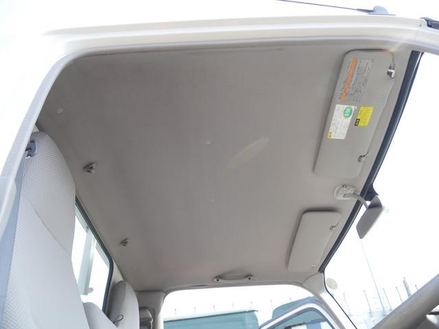 超低床2t10尺ディーゼルターボ平ボディ準中型免許5速MT車(18枚目)