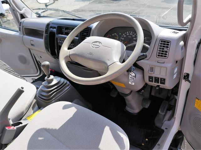 超低床2t10尺ディーゼルターボ平ボディ準中型免許5速MT車(19枚目)