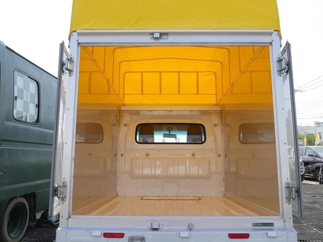日産 NT100クリッパートラック 宅配仕様幌パネルバン全高2.5m室内高さ198cmオートマ車