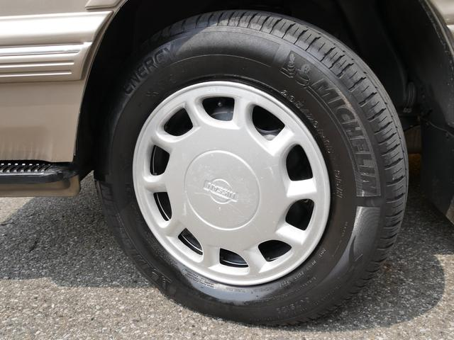 日産 ホーミーコーチ GTクルーズS後期E24型ガソリン車ETC整備記録簿10枚付