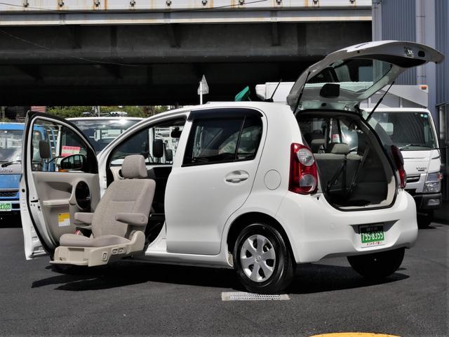 助手席リフトアップシート減免対象福祉車 ナビETCドラレコ付(5枚目)