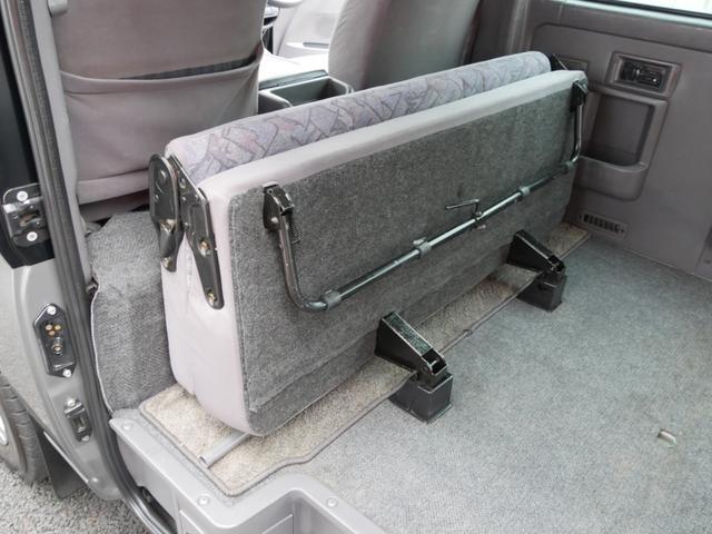 当店代車 Wエアコン付5人乗低床 オートマ車 当館代車使用中(13枚目)