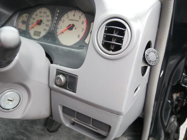 当店代車 Wエアコン付5人乗低床 オートマ車 当館代車使用中(20枚目)