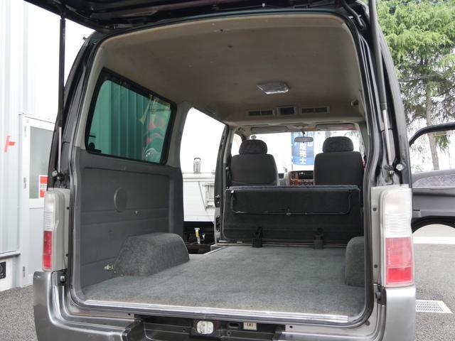 当店代車 Wエアコン付5人乗低床 オートマ車 当館代車使用中(43枚目)