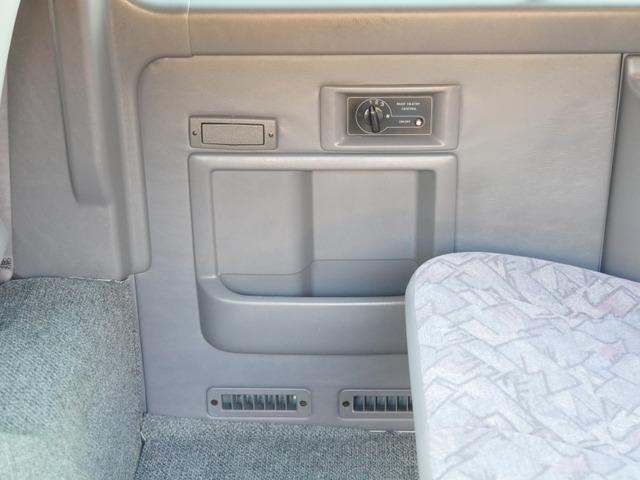 スーパーロングハイルーフ5人乗低床Wエアコン付トランポAT車(46枚目)