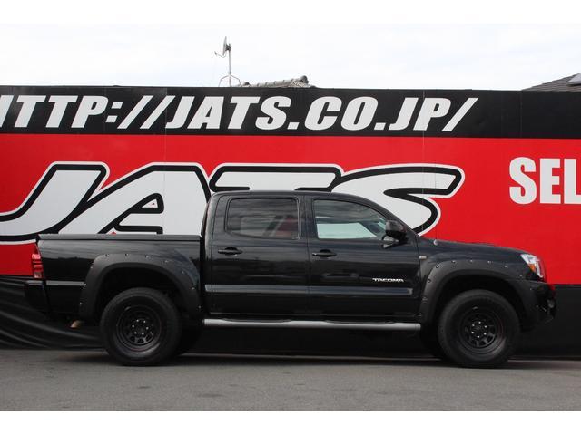 米国トヨタ タコマ Wキャブ 新並 4WD ナビ トノカバー オーバーフェンダー