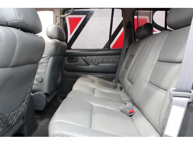 トヨタ ランドクルーザー80 VXリミテッド サンルーフ 17AW リフトアップ 背面レス