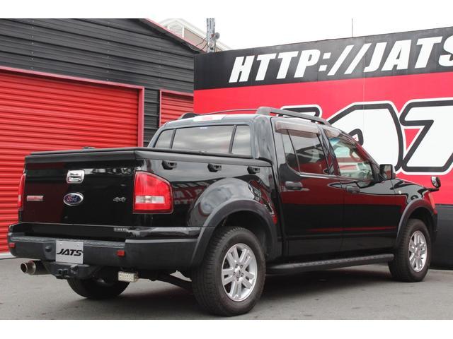フォード フォード エクスプローラースポーツトラック XLT 17AW ディーラー車 HDDナビ ETC