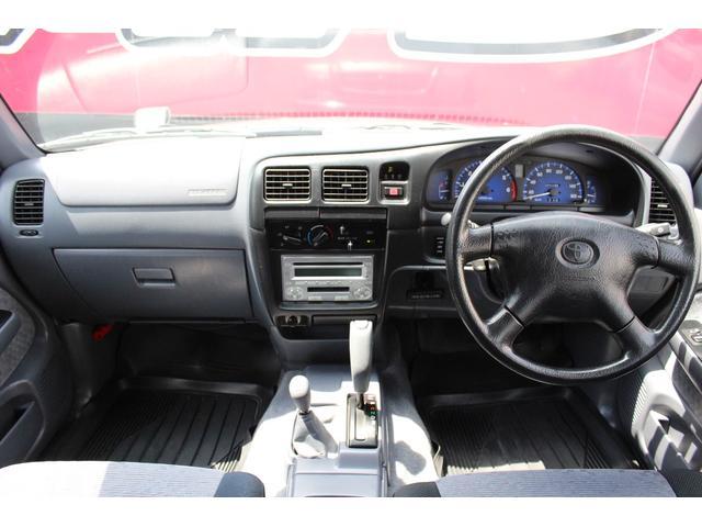 ダブルキャブ ワイド 4WD トノカバー リアステップ AW(4枚目)