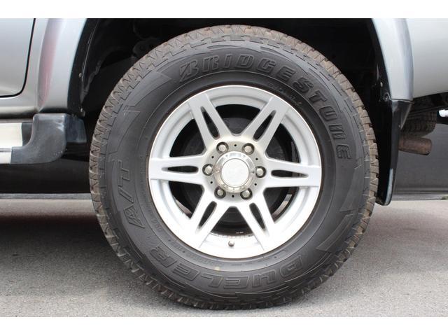 ダブルキャブ ワイド 4WD トノカバー リアステップ AW(14枚目)