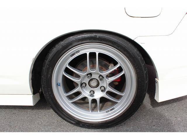 タイプR 純正レカロシート 車高調 ENKEI17インチAW momoステアリング(17枚目)